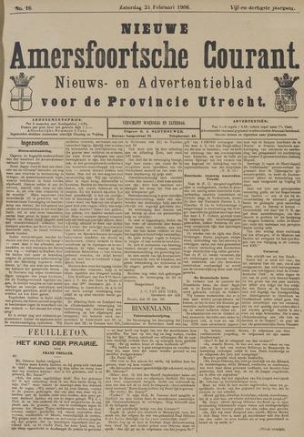 Nieuwe Amersfoortsche Courant 1906-02-24