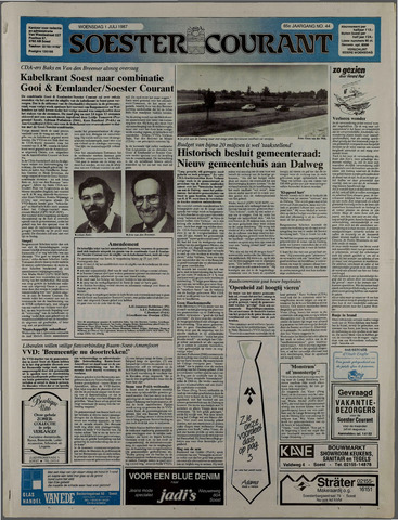 Soester Courant 1987-07-01