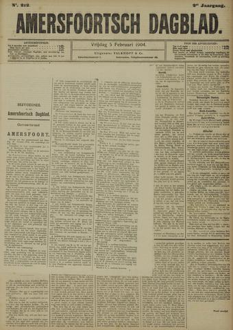 Amersfoortsch Dagblad 1904-02-05