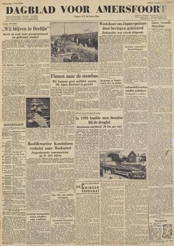 Dagblad voor Amersfoort 1948-07-01