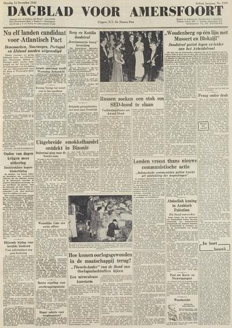 Dagblad voor Amersfoort 1948-12-14