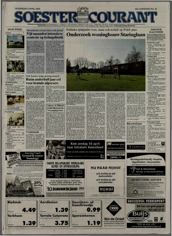 Soester Courant 2005-04-06