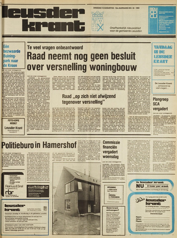 Leusder Krant 1980-08-12