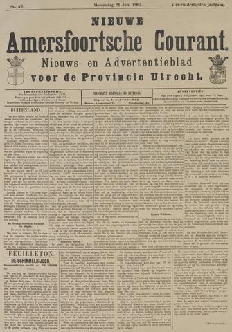 Nieuwe Amersfoortsche Courant 1905-06-21