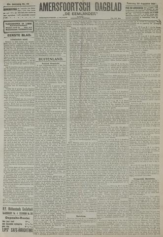 Amersfoortsch Dagblad / De Eemlander 1921-08-20