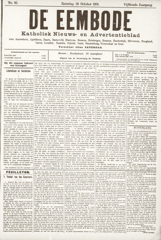De Eembode 1901-10-26