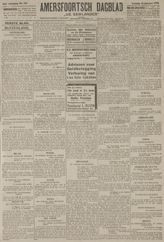 Amersfoortsch Dagblad / De Eemlander 1926-01-15