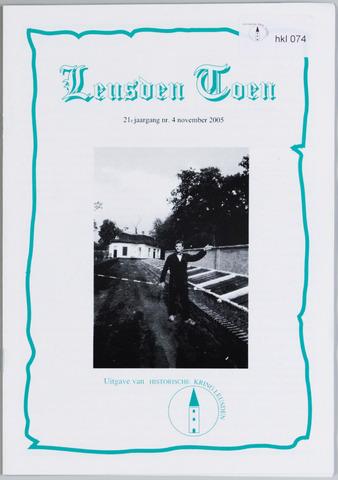 Historische Kring Leusden 2005-11-01