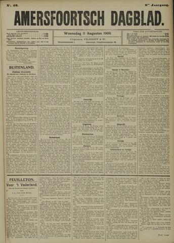 Amersfoortsch Dagblad 1909-08-11