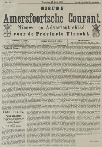 Nieuwe Amersfoortsche Courant 1908-04-22