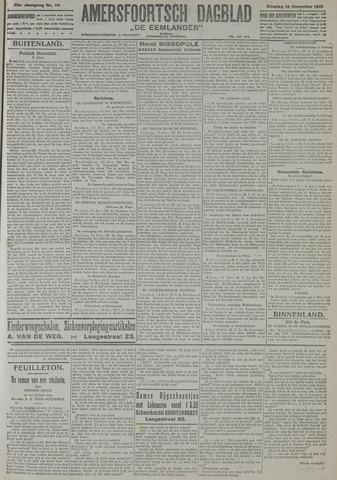 Amersfoortsch Dagblad / De Eemlander 1921-12-13