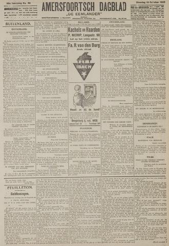 Amersfoortsch Dagblad / De Eemlander 1926-10-12