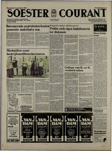 Soester Courant 1982-09-15