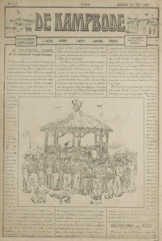 De Kampbode 1916-05-21