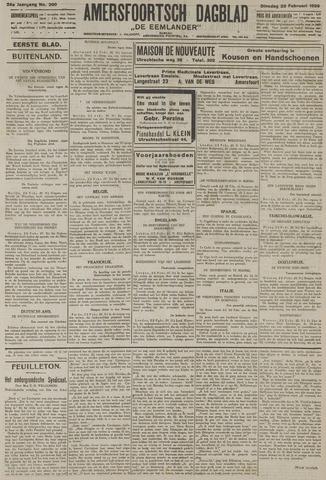 Amersfoortsch Dagblad / De Eemlander 1926-02-23