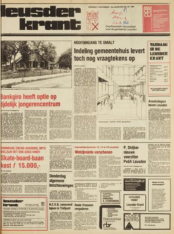 Leusder Krant 1980-11-11
