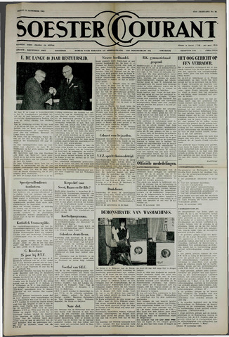 Soester Courant 1963-11-22