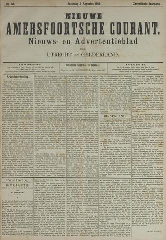 Nieuwe Amersfoortsche Courant 1888-08-04