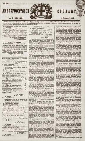 Amersfoortsche Courant 1859