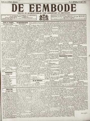 De Eembode 1913-04-18