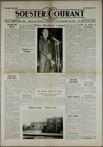 Soester Courant 1967-06-27