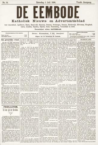 De Eembode 1890-07-05