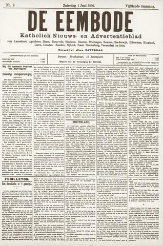 De Eembode 1901-06-01