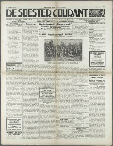 Soester Courant 1930-07-25