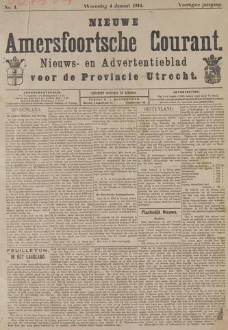 Nieuwe Amersfoortsche Courant 1911-01-04