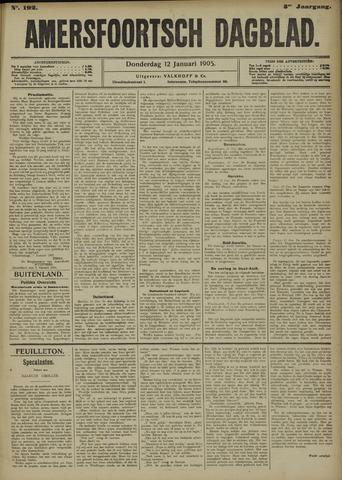 Amersfoortsch Dagblad 1905-01-12