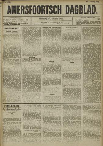 Amersfoortsch Dagblad 1907-01-08