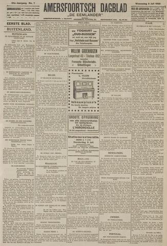 Amersfoortsch Dagblad / De Eemlander 1925-07-08