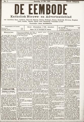 De Eembode 1896-05-16