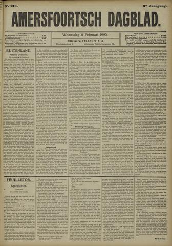 Amersfoortsch Dagblad 1905-02-08