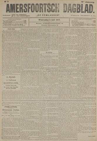Amersfoortsch Dagblad / De Eemlander 1917-07-04