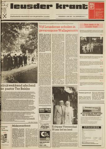 Leusder Krant 1991-06-05