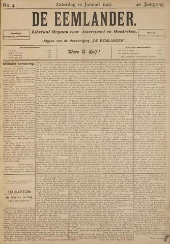 De Eemlander 1907-01-12