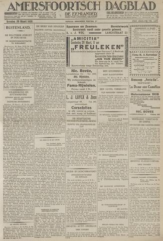 Amersfoortsch Dagblad / De Eemlander 1928-03-20