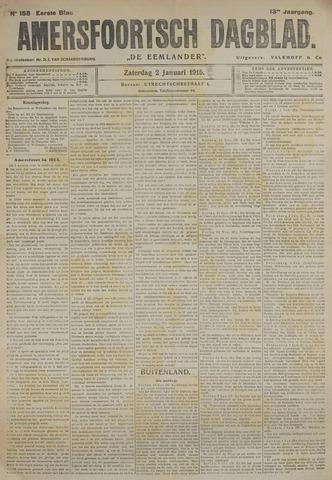 Amersfoortsch Dagblad / De Eemlander 1915-01-02