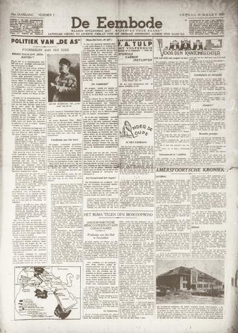 De Eembode 1939-03-31
