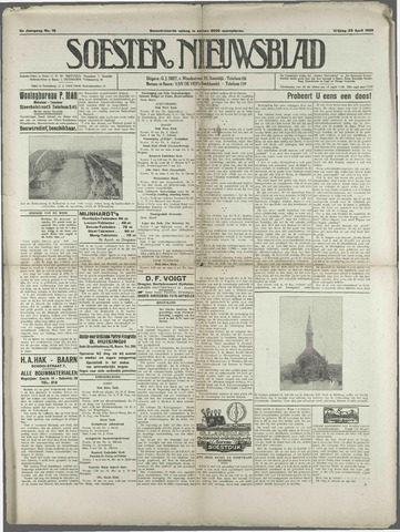 Soester Courant 1926-04-23