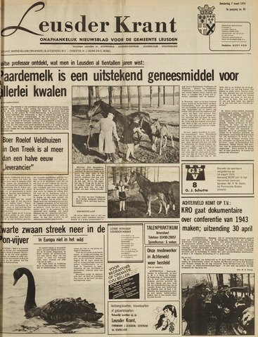 Leusder Krant 1974-03-07