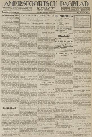 Amersfoortsch Dagblad / De Eemlander 1928-09-26
