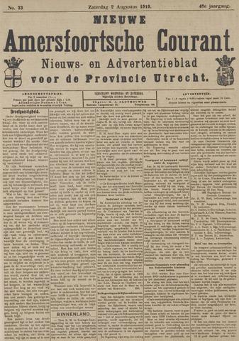 Nieuwe Amersfoortsche Courant 1919-08-02