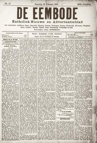 De Eembode 1898-02-26