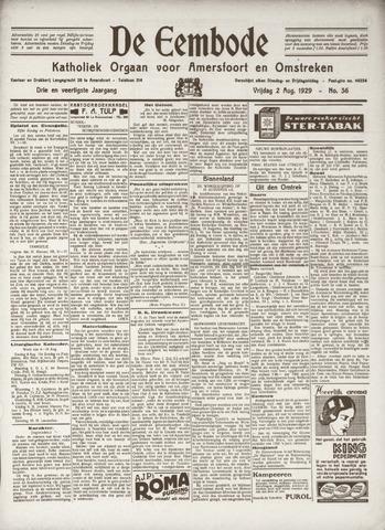 De Eembode 1929-08-02