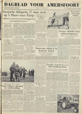 Dagblad voor Amersfoort 1951-03-02