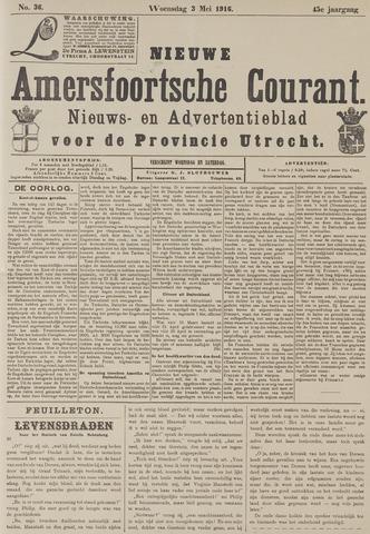 Nieuwe Amersfoortsche Courant 1916-05-03