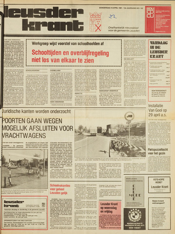 Leusder Krant 1981-04-16