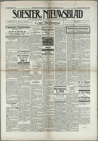 Soester Courant 1924-10-18